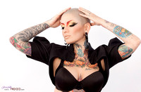 Boston Makeup Artist | Before Tattoo Cover | Makeup by Amber Lynne | Grace Hill Photo