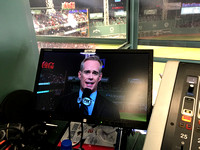 Boston Makeup Artist | Makeup on Joe Buck for the World Series in Boston by Amber Lynne